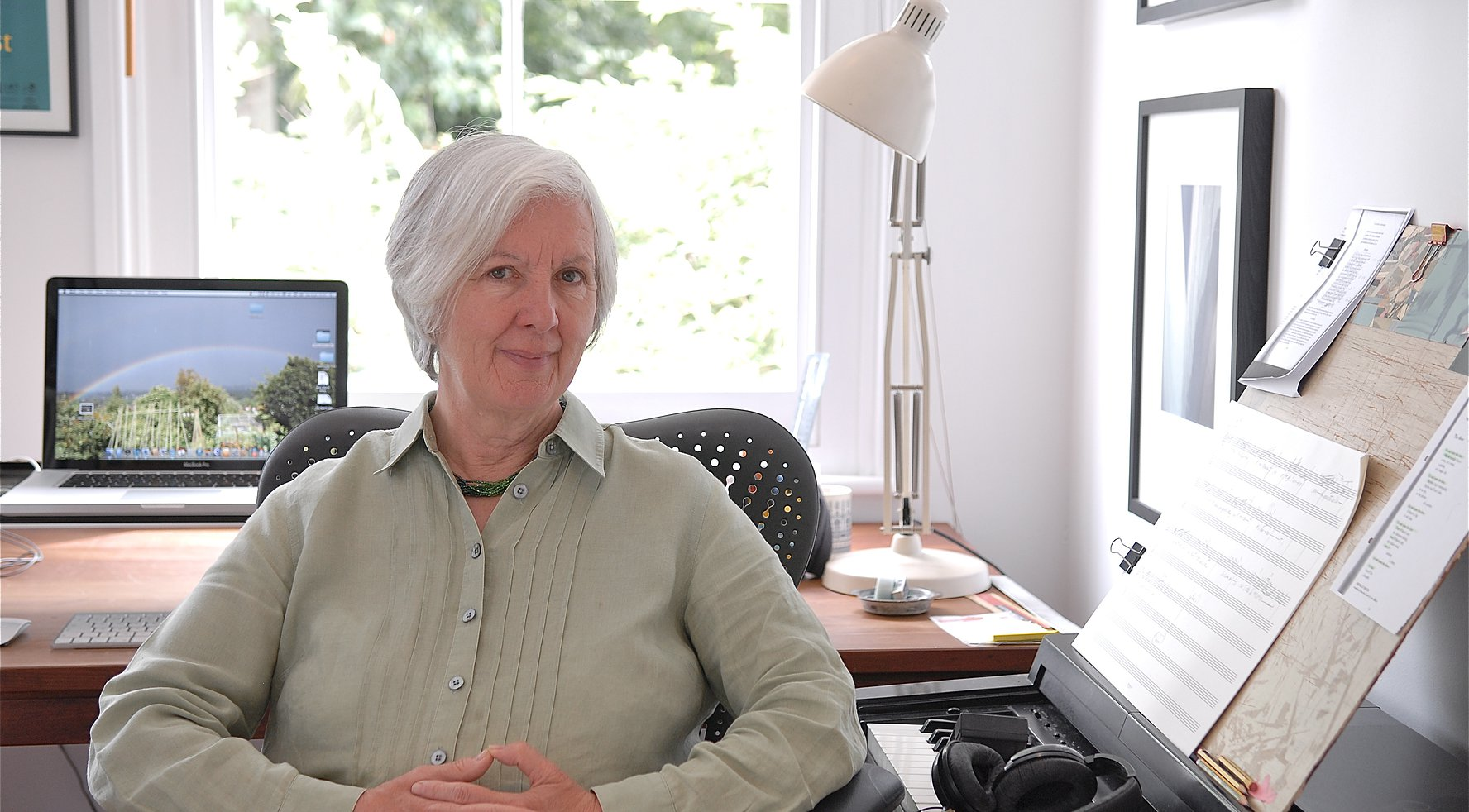 Resonate: Winter Song by Judith Weir