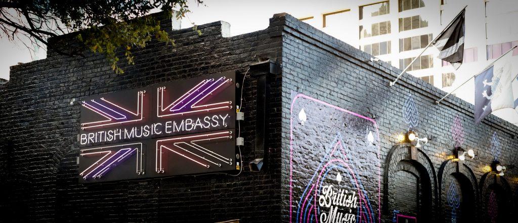The British Music Embassy unveils full 2018 SXSW line-up