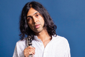 Arun Ghosh, Clarinetist and IndoJazz innovator, will travel to Wuhan to work alongside K11 and VOX.