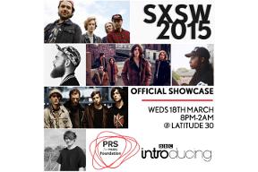 SXSW showcase 2015