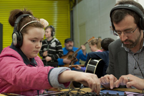 Find out what Neil has been up to since becoming Musician in Residence in Derry-Londonderry