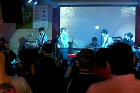British Music Abroad Showcase at SXSW, Austin USA 2012