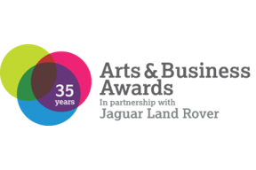 PRS for Music Foundation shortlisted for an Arts & Business Award