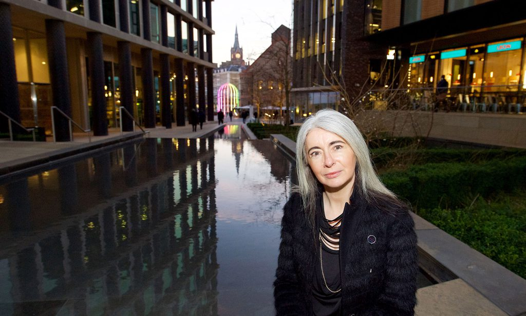 Guest of the Month February 2017: Evelyn Glennie