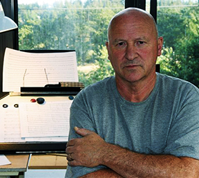 Gavin Bryars commissioned by Opera North