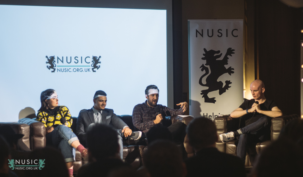 Talent Development Partner 2017: Nusic