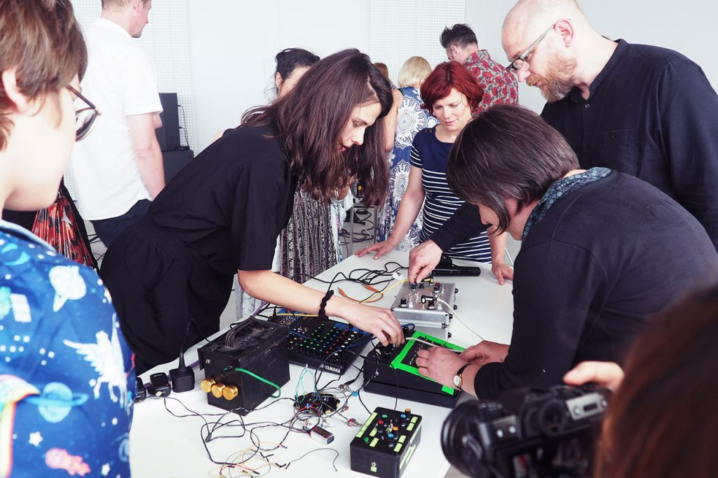 THE ORAM AWARDS: For emerging artists in the fields of music, sound and related technologies