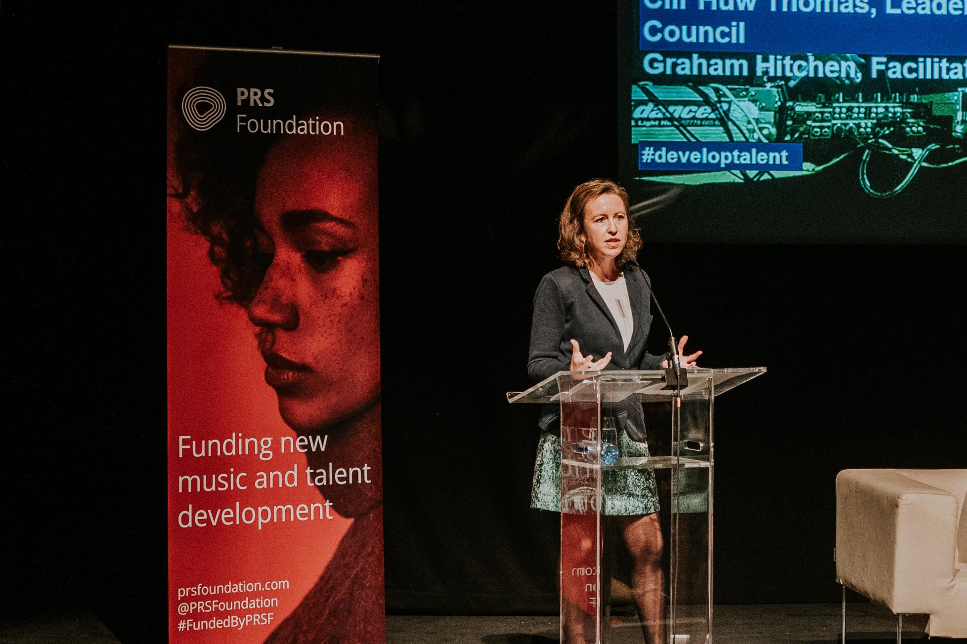BLOG: Investing in the Future: Reflections from Vanessa Reed, CEO of PRS Foundation