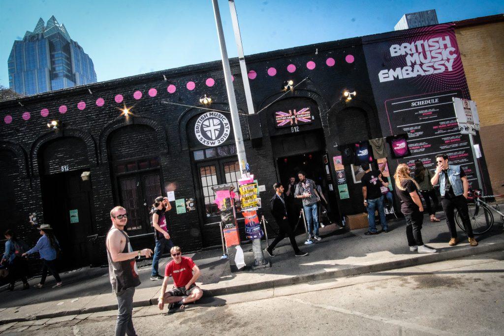 The British Music Embassy returns to SXSW 2019