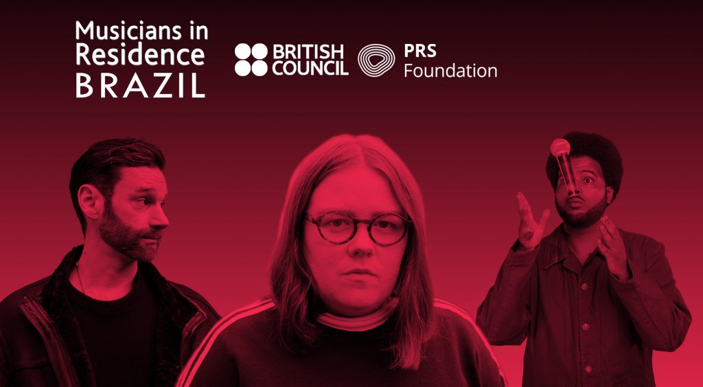 Musicians supported for our residencies in Brazil, announced!