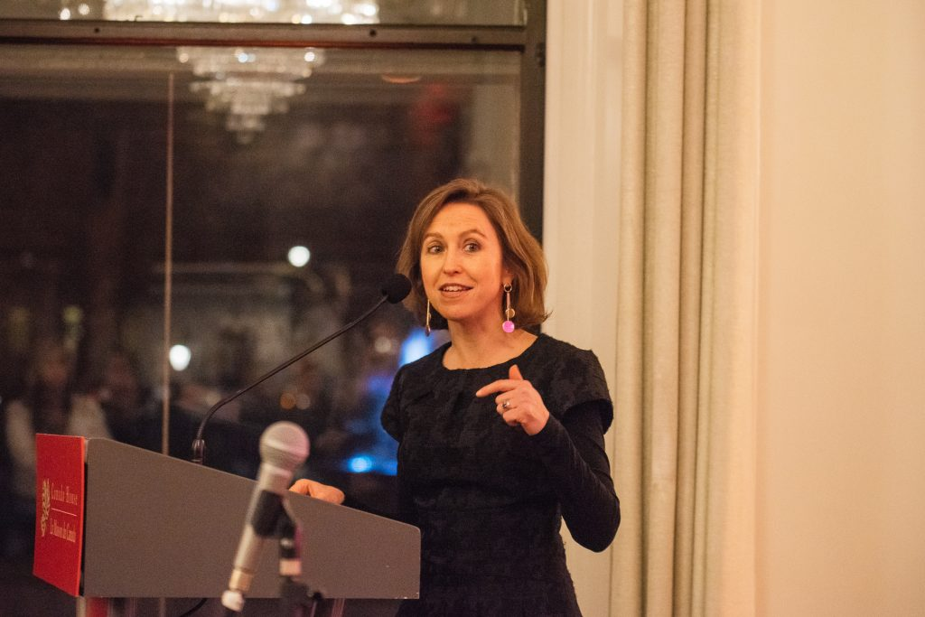 New Year message from PRS Foundation CEO, Vanessa Reed