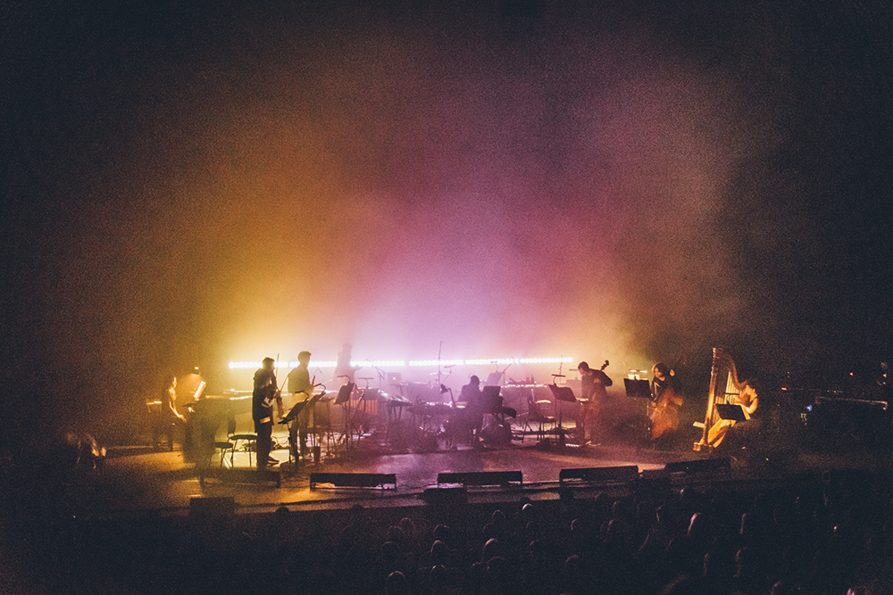 Claire M Singer commissioned by London Contemporary Orchestra: New Music Biennial