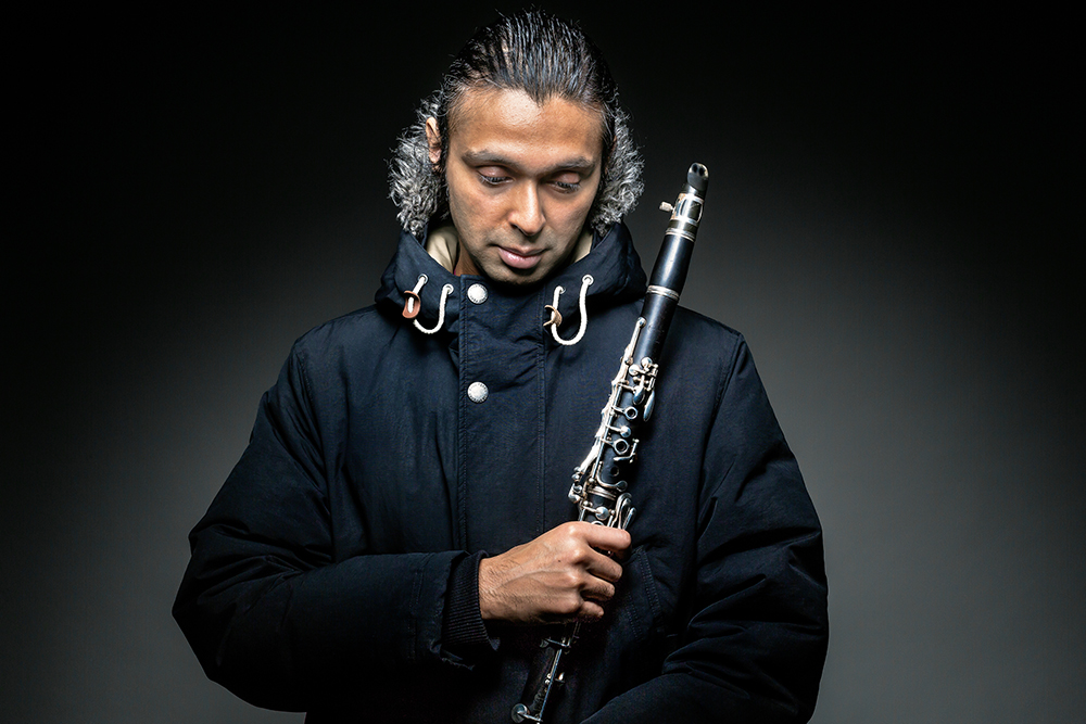 Arun Ghosh commissioned by Freedom Festival: New Music Biennial