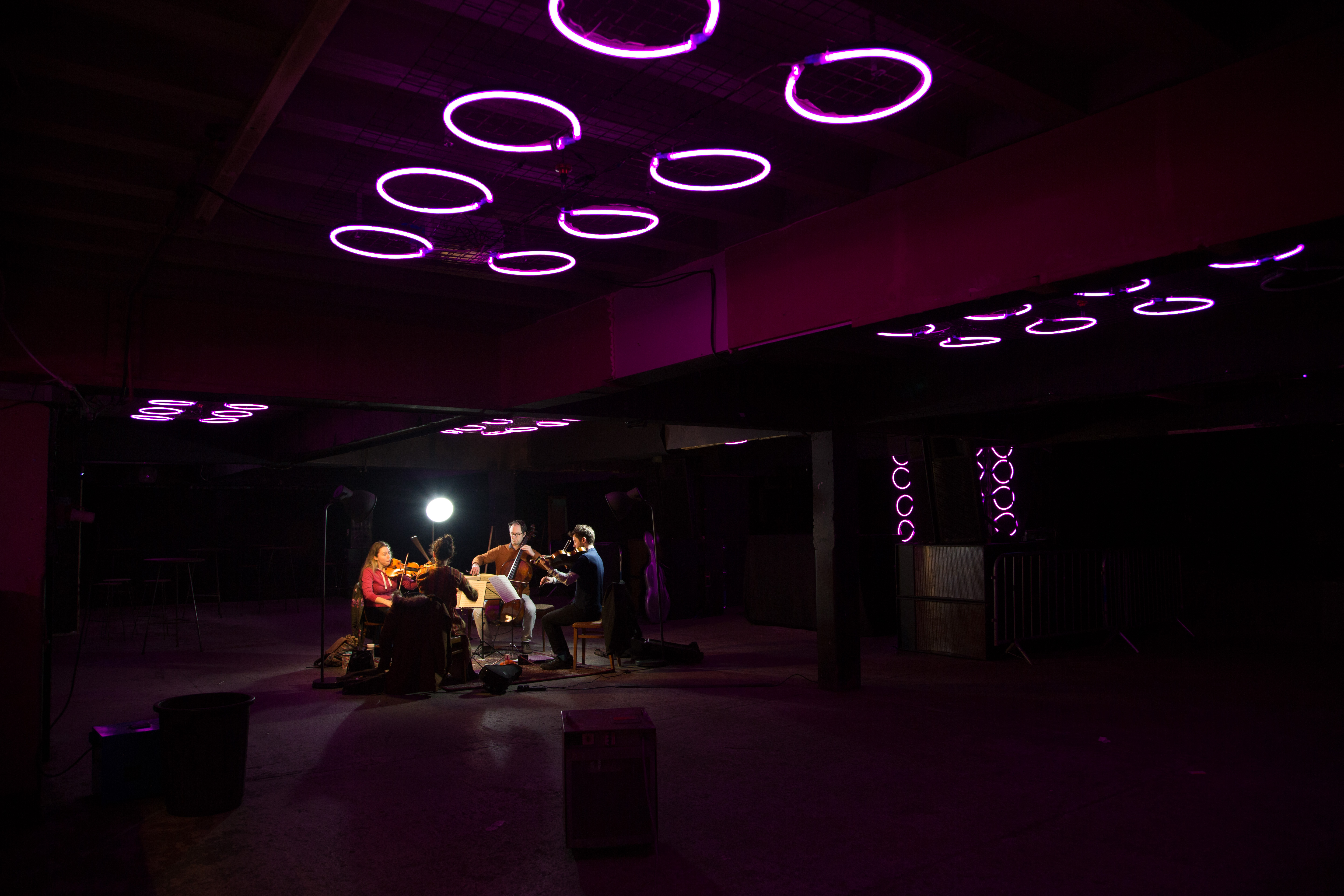 Edmund Finnis commissioned by Manchester Collective: New Music Biennial