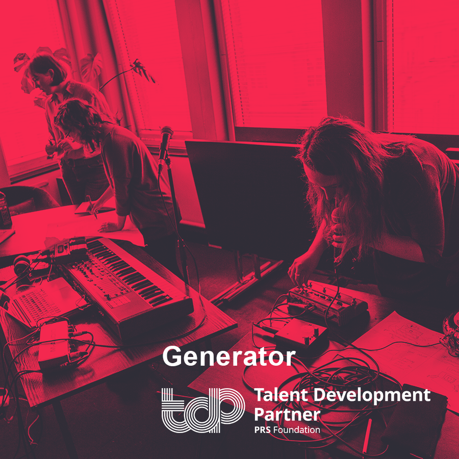 Talent Development Partners 2019: Generator North East