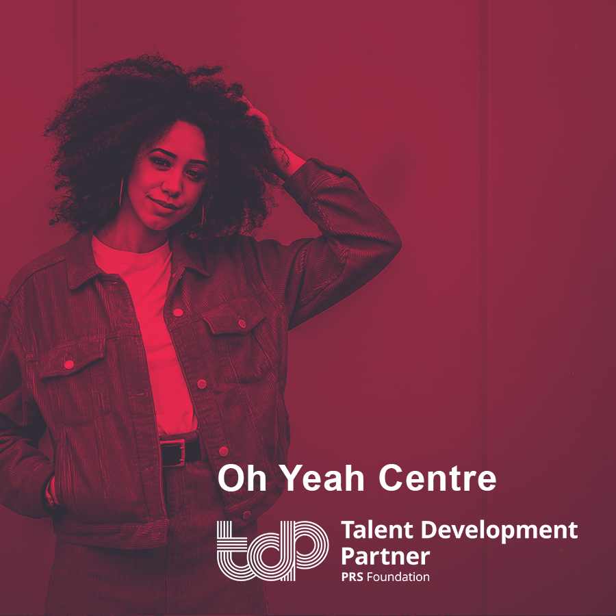 Oh Yeah Music Centre: Talent Development Partner 2019