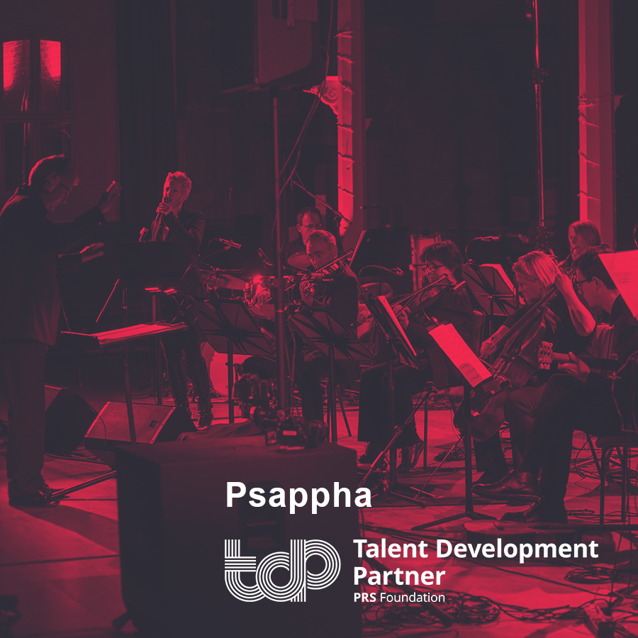 Psappha: Talent Development Partner 2019