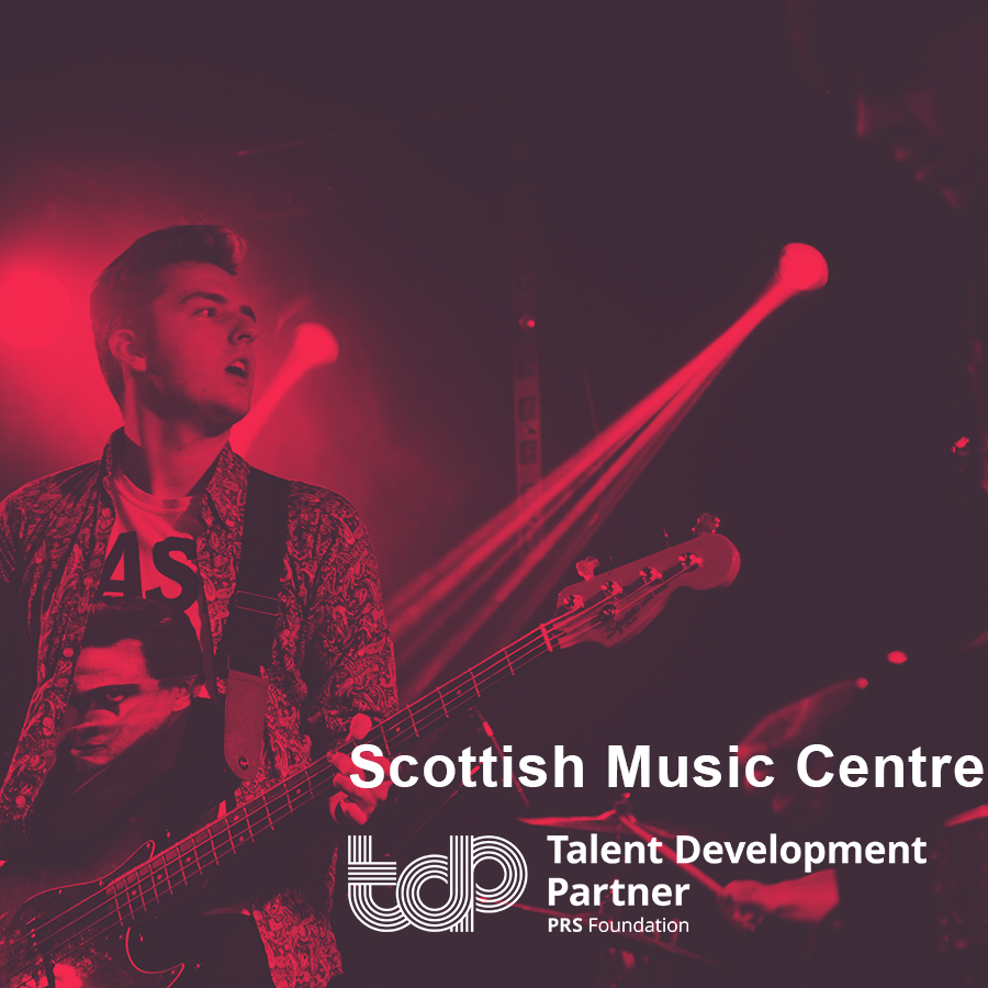 Talent Development Partners 2019: Scottish Music Centre