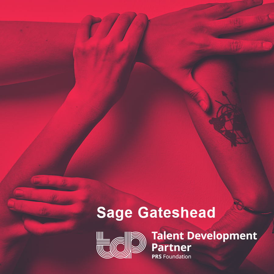 Talent Development Partners 2019: Sage Gateshead