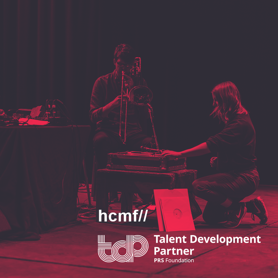 Talent Development Partners 2019: Huddersfield Contemporary Music festival