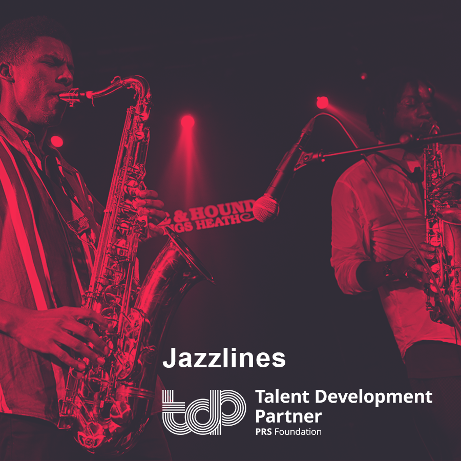 Talent Development Partner 2019: Performances Birmingham Limited (Jazzlines)
