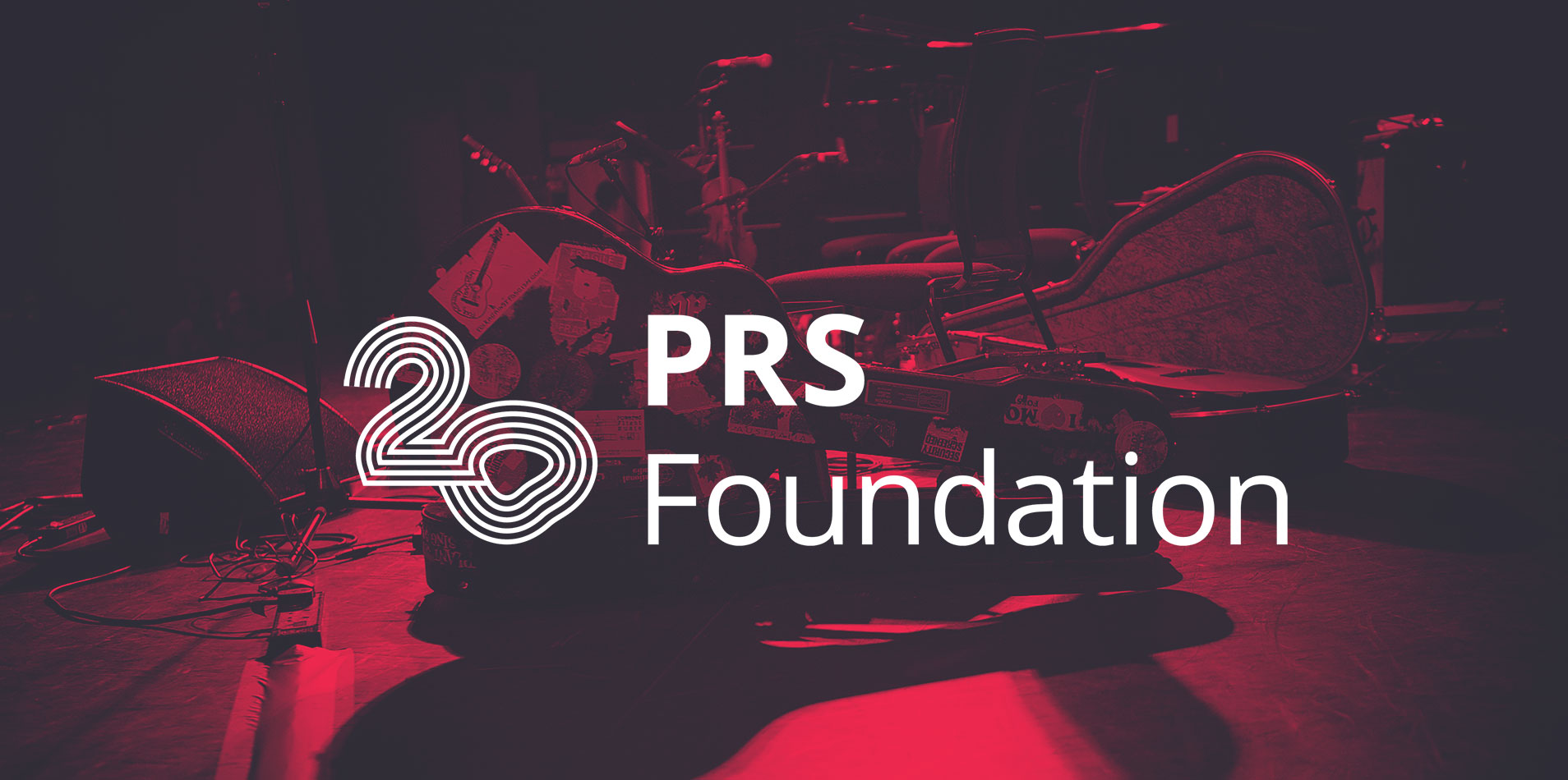 PRS Foundation's 20th Anniversary