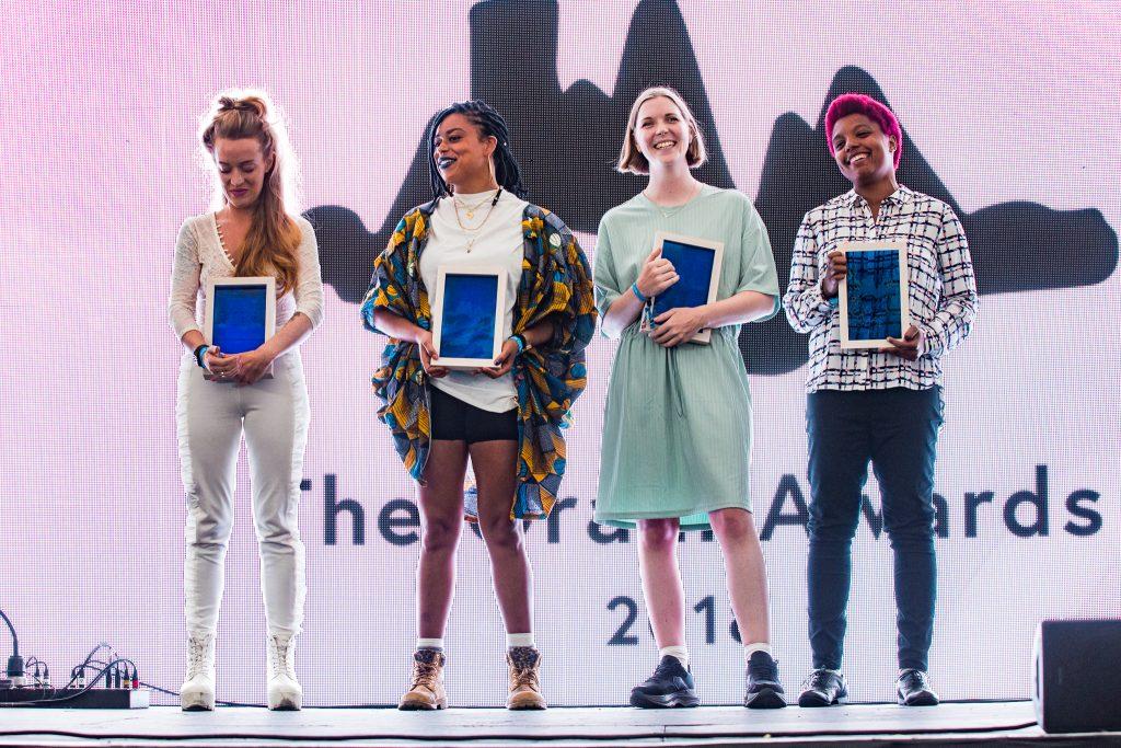 The Oram Awards 2018