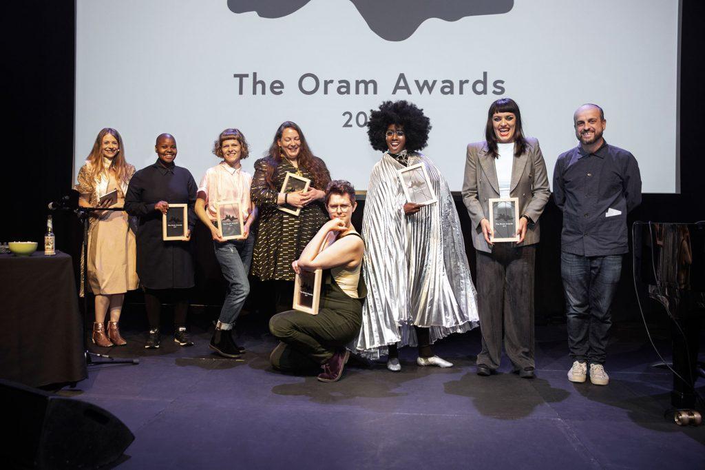 The Oram Awards 2019
