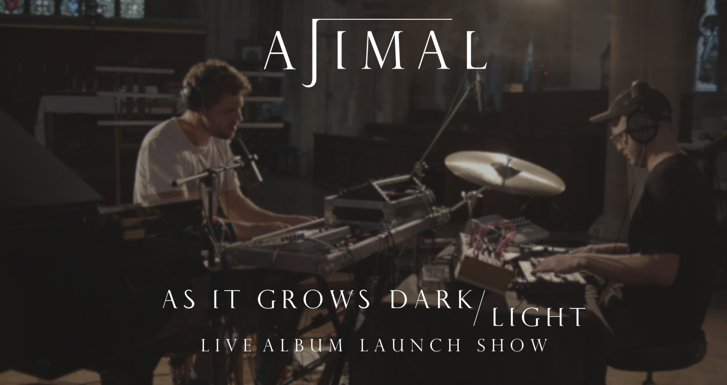 Ajimal live online album launch