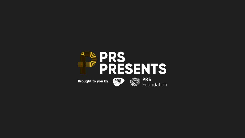 PRS Presents Black History Month in collaboration with PRS Foundation