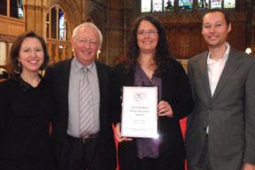 David Bedford Music Education Award