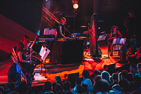 Kate Simko & The London Electronic Orchestra