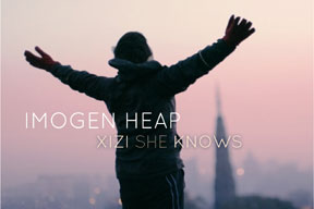 Imogen Heap releases new single about Hangzhou Residency