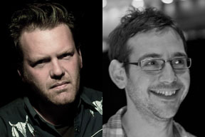 Ben Nicholls and Andy Mellon – Guests of the Month May 2012